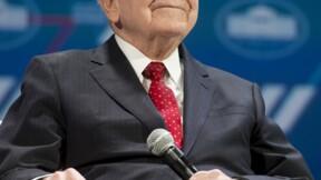 Warren Buffett, un gourou des marchés peu friand des nouvelles technologies