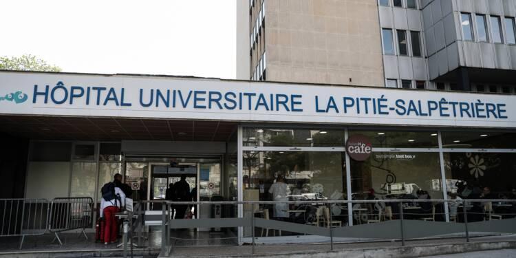 """""""Intrusion"""" ou """"attaque"""" à l'hôpital de la Salpêtrière à Paris? Ce que l'on sait"""