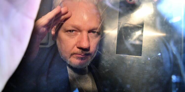 Assange refuse d'être extradé vers les Etats-Unis
