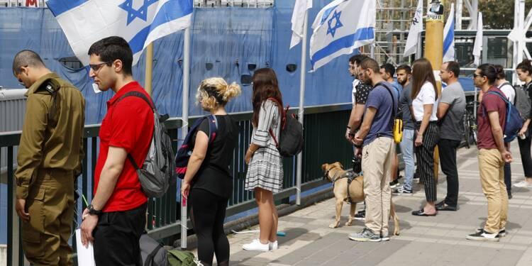 Israël se fige pour la journée de commémoration de la Shoah