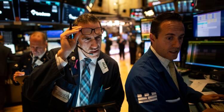 Wall Street salue à l'ouverture les chiffres sur l'emploi américain