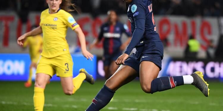 Mondial-2019: Marie-Antoinette Katoto dans la liste des Bleues ?