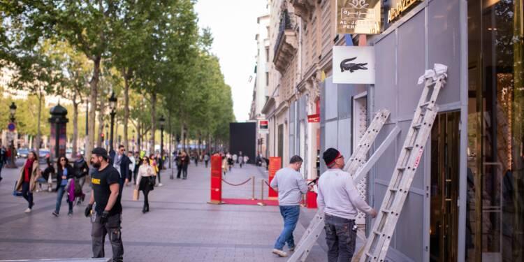 """""""Gilets jaunes"""": les aides aux commerçants prolongées jusqu'à fin juin"""
