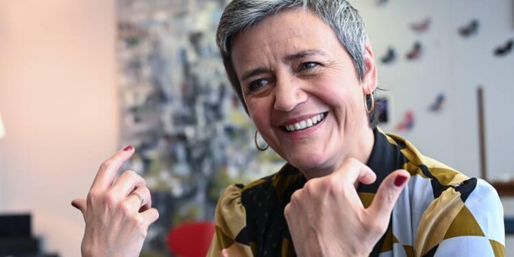"""""""Il est grand temps d'avoir une femme à la tête de la Commission européenne"""" selon Vestager"""