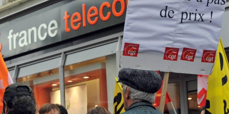 """Procès France Télécom: la valeur de """"l'être humain sur le marché du travail"""" en question"""