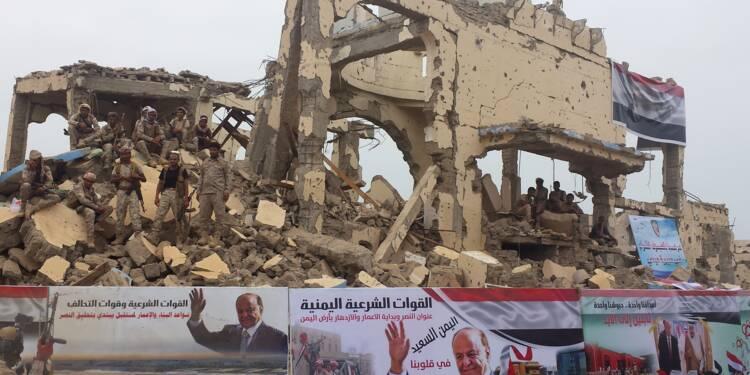 Sur la défensive, l'Arabie saoudite multiplie les aides au Yémen