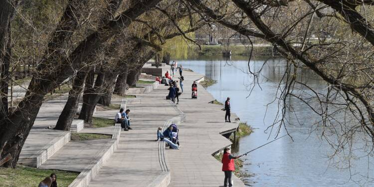 """En Russie, des urbanistes jeunes et branchés veulent rendre les villes plus """"humaines"""""""