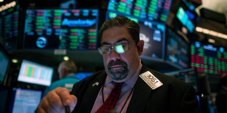Wall Street minée par le regain de tensions entre Washington et Pékin