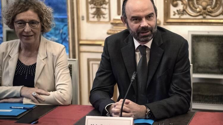 """Mobilisation pour l'emploi: Philippe change sa """"méthode"""" avec les partenaires sociaux"""
