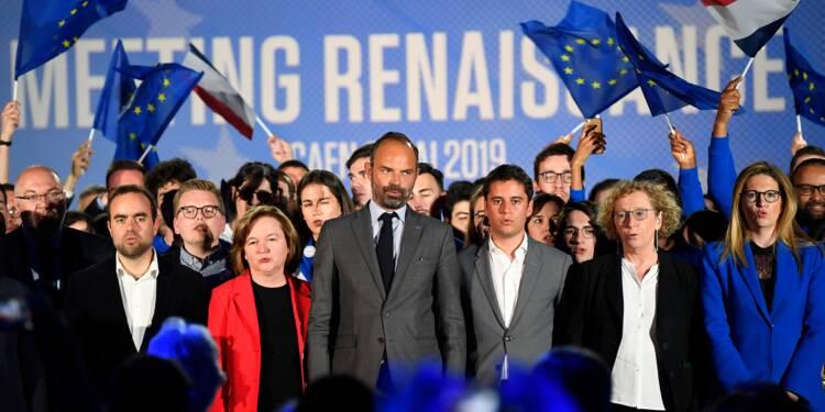 """Européennes: le gouvernement """"débarque"""" pour aider le soldat Loiseau"""