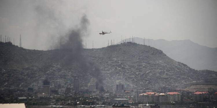 Fin de l'attaque talibane contre une ONG américaine à Kaboul, au moins 5 morts