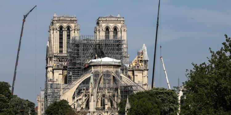L'Assemblée nationale au chevet de Notre-Dame