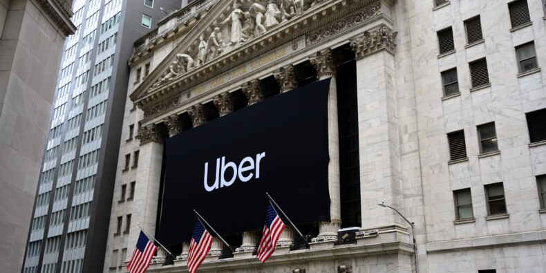 Le gros flop de l'introduction en Bourse d'Uber