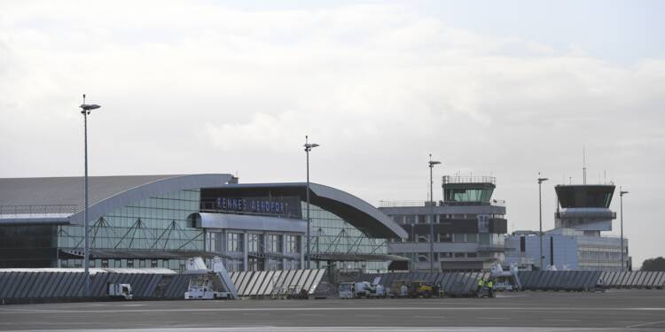 Vers la fin des neuf aéroports bretons ?