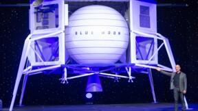 Avec Blue Origin, Jeff Bezos veut s'imposer sur la lune dès 2024