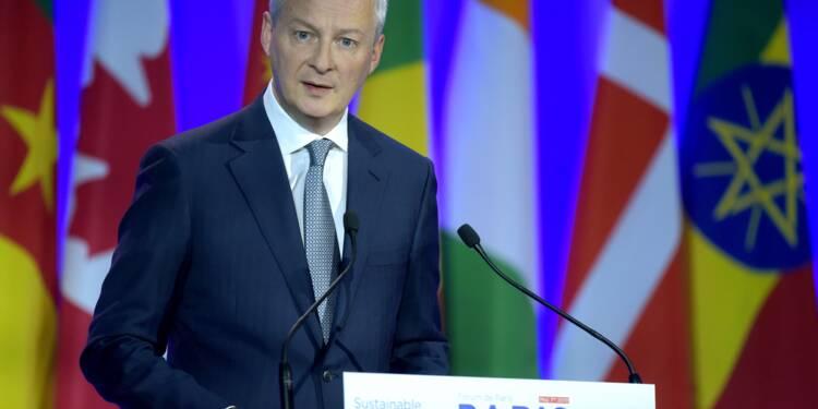 """Privatisation d'ADP: Le Maire appelle à la """"patience"""", le titre décroche"""