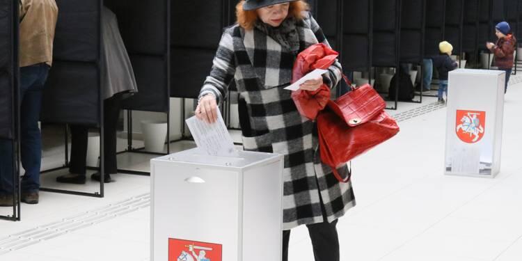 Lituanie: La fracture sociale aura dominé la campagne présidentielle