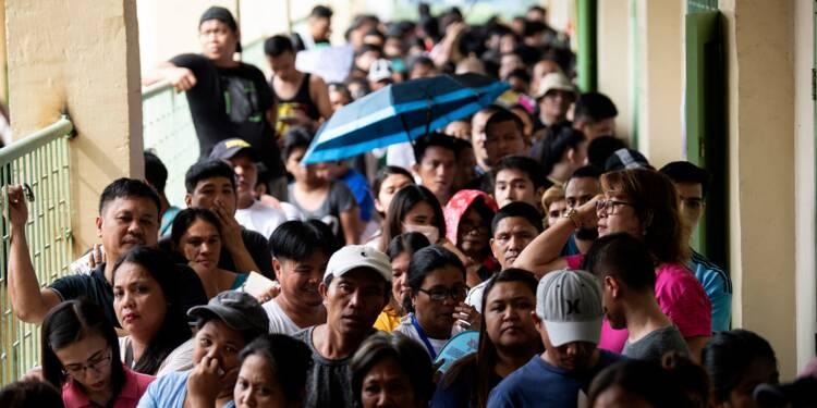 Philippines: Duterte espère consolider son pouvoir lors des élections de mi-mandat