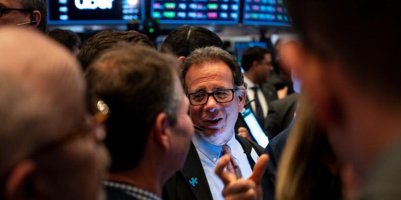 Wall Street rebondit vivement au lendemain d'une rude chute