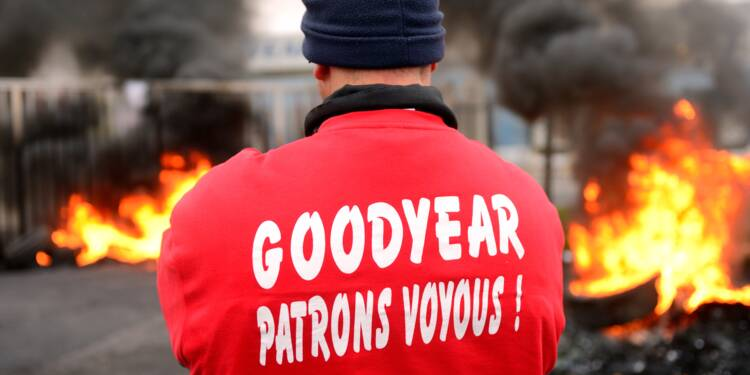 Plus de 800 ex-Goodyear contestent leur licenciement: décision jeudi