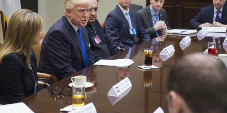 Commerce: Trump envisage un répit pour l'automobile