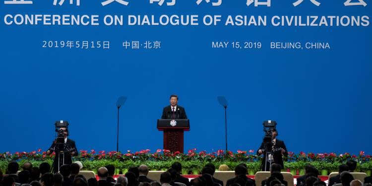 """""""Pas de choc"""" des civilisations malgré les tensions avec les Etats-Unis, selon Xi Jinping"""