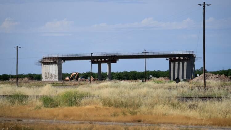 Le TGV en Californie, un projet de train fantôme ?