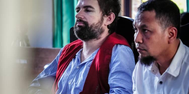 Un deuxième Français condamné à mort en Indonésie pour trafic de drogue