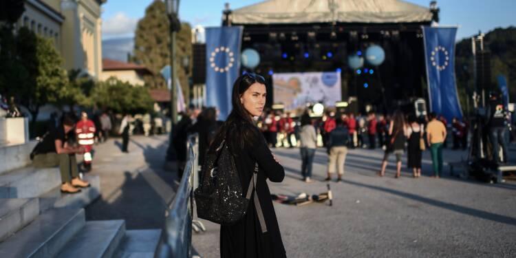 Le rapport ambivalent à l'Europe des jeunes Grecs frappés par la crise