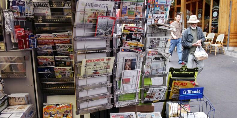 Probablement pas de journaux mercredi, la CGT contre une réforme de la distribution