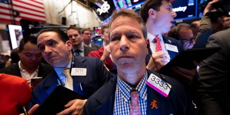 Wall Street termine en hausse après le répit autour de Huawei