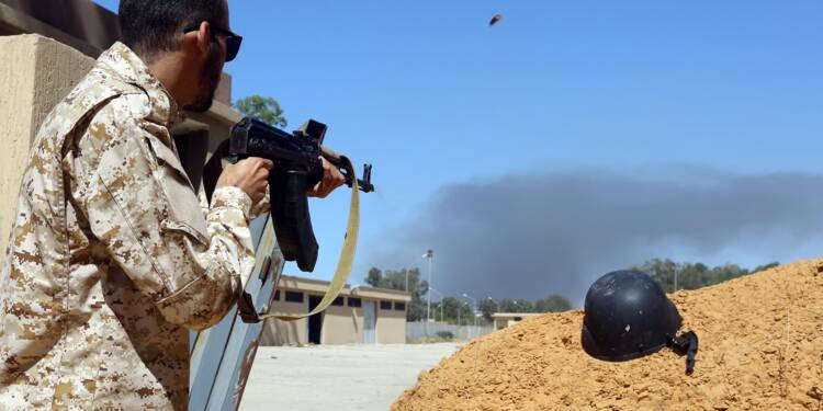 En Libye, la guerre est aussi économique