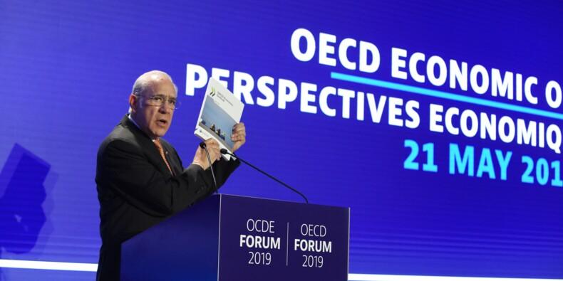 """Pour l'OCDE, il y a """"urgence"""" à enrayer l'escalade des conflits commerciaux"""