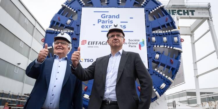 """Au bord du Rhin, un fabricant de tunneliers se voit en """"dernier cow-boy"""" face aux Chinois"""