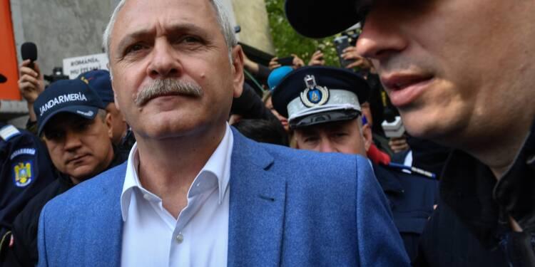Roumanie : Liviu Dragnea, l'homme fort du pouvoir, incarcéré pour corruption