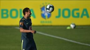 Copa America: douleur au genou inquiétante pour Neymar