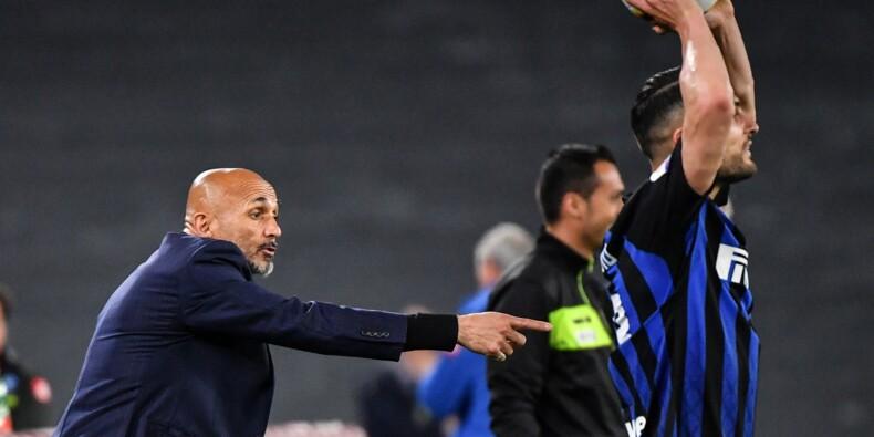L'Inter Milan, qualifié en C1, se sépare de son entraîneur Luciano Spalletti
