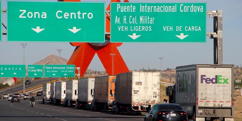 L'économie américaine fera les frais des taxes douanières sur les biens mexicains