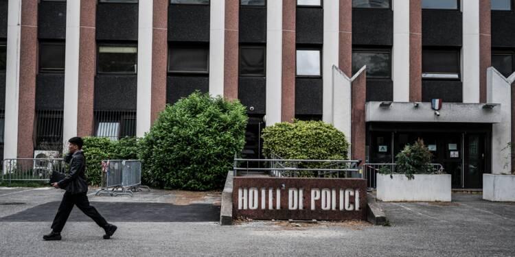 Attentat au colis piégé à Lyon: le suspect mis en examen et écroué