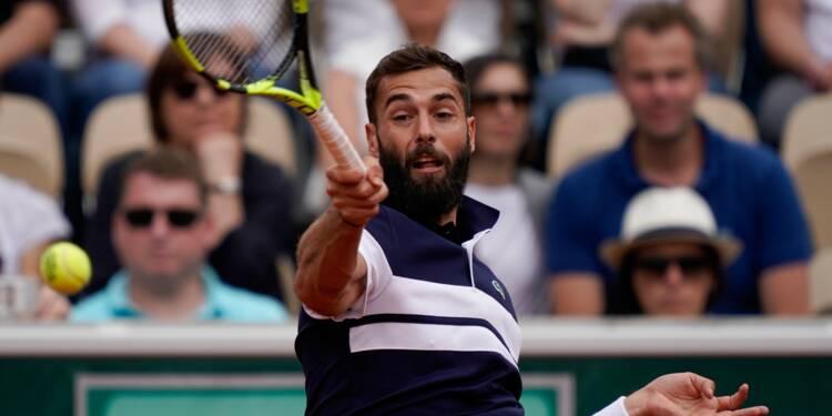 Roland-Garros: Paire en 8es, une première