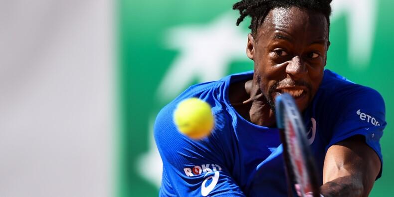 Roland-Garros: Gaël Monfils sur sa lancée