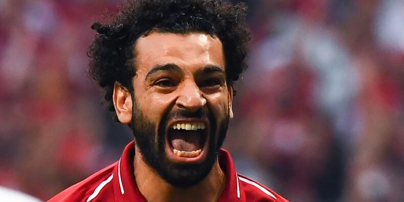 Salah offre à Liverpool sa 6e Ligue des champions 2-0 contre Tottenham
