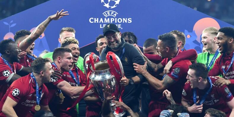C1: Liverpool fait la fête après des années de disette