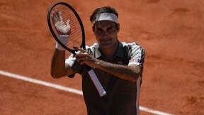 Roland-Garros: Pari(s) déjà réussi pour Federer