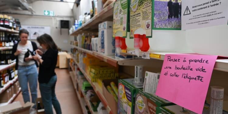 A Saint-Etienne, le supermarché coopératif fédère les déçus de la grande distribution