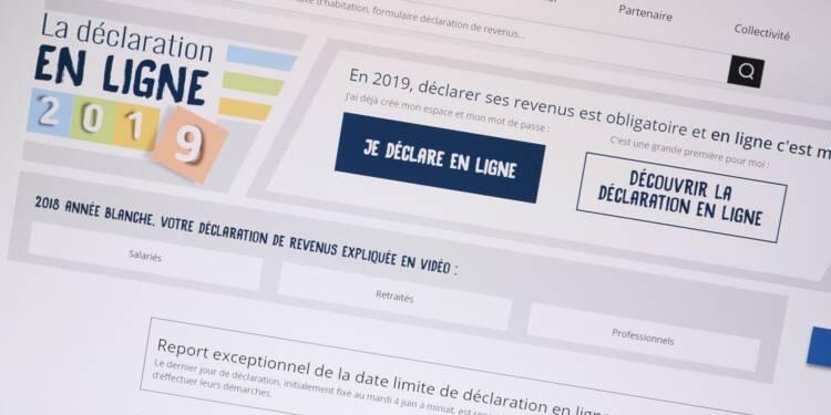 Le site des impôts ploie sous l'affluence, Bercy donne 48 h de plus pour déclarer