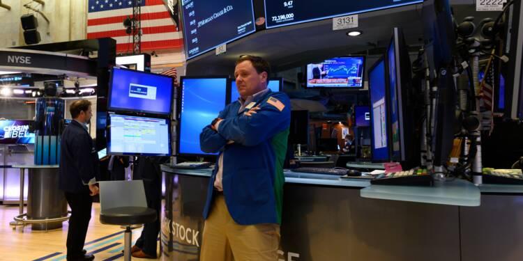 Wall Street termine en hausse, soutenue par l'espoir d'une baisse des taux