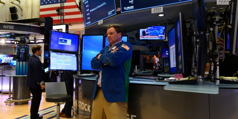 Wall Street prudente, entre banques centrales et tensions commerciales