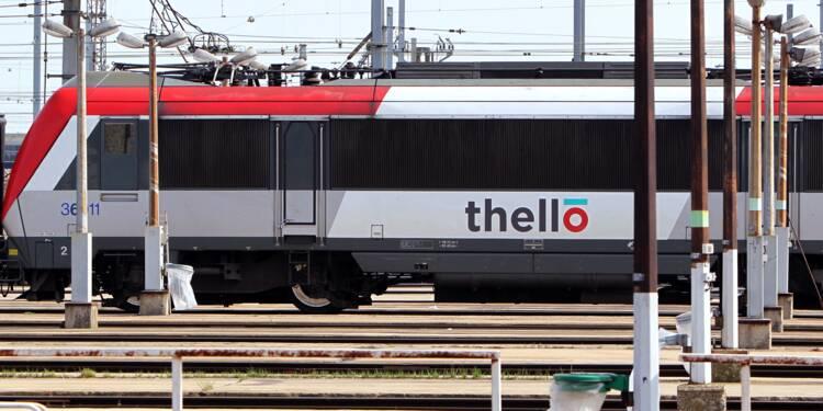 Thello veut exploiter des trains à grande vitesse en France à partir de juin 2020