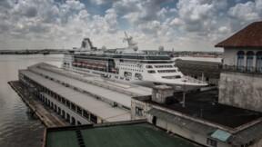 Sanctions contre Cuba: le dernier paquebot américain quitte l'île